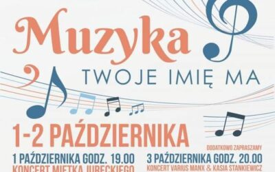Festiwal Polskiej Piosenki im. Janusza Kondratowicza 2021 – bilety dostępne